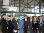 Local Dignitaries of Cork and Cobh