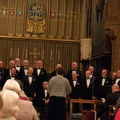 Singing at Paignton