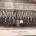 Photo of choir from Tom Horn's relative