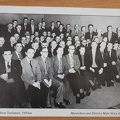 1950 pic of Manselton Male Choir before later becoming Swansea Male Choir.