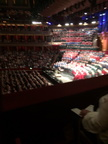 Long view of Massed Choir